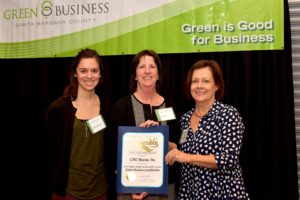 CMC Rescue of Goleta honored at our 2016 Green Business luncheon.